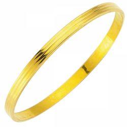 SembolGold - 14 Ayar Altın 5.68 Gr Hediyelik Bilezik