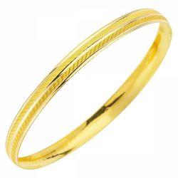 SembolGold - 8 Ayar Altın Hediyelik Bilezik SGB42-67365