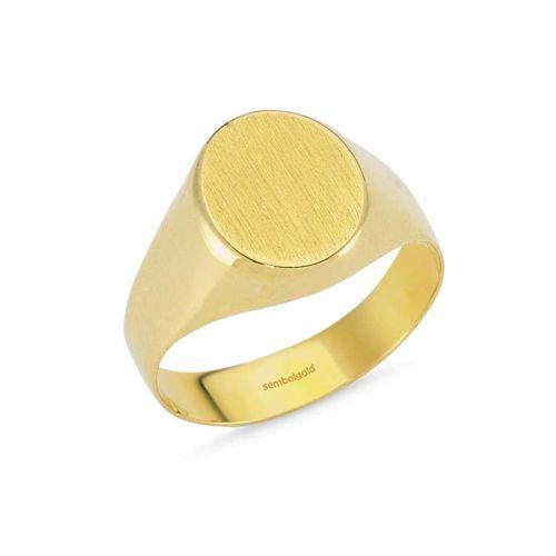 SembolGold - Altın Bay Yüzük