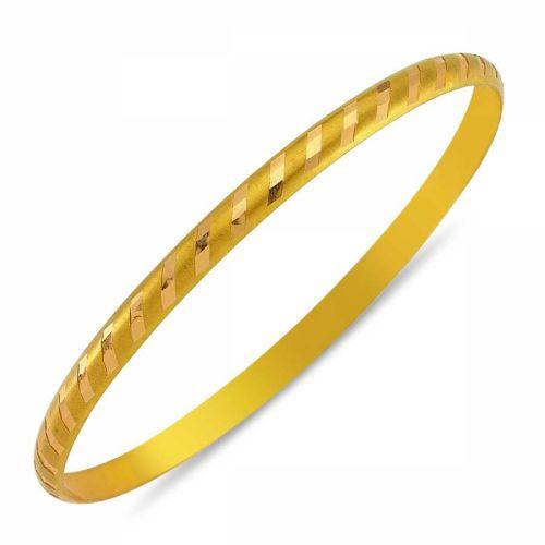 SembolGold - 14 Ayar Altın 3.20 Gr Hediyelik Bilezik