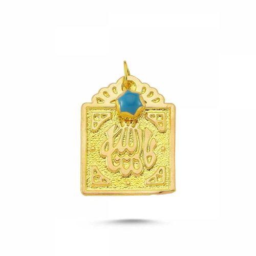 SembolGold - Altın MAŞALLAH Tefsiri Maşallah SK42-743709
