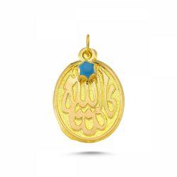 SembolGold - Altın MAŞALLAH Tefsiri Maşallah SK42-743702