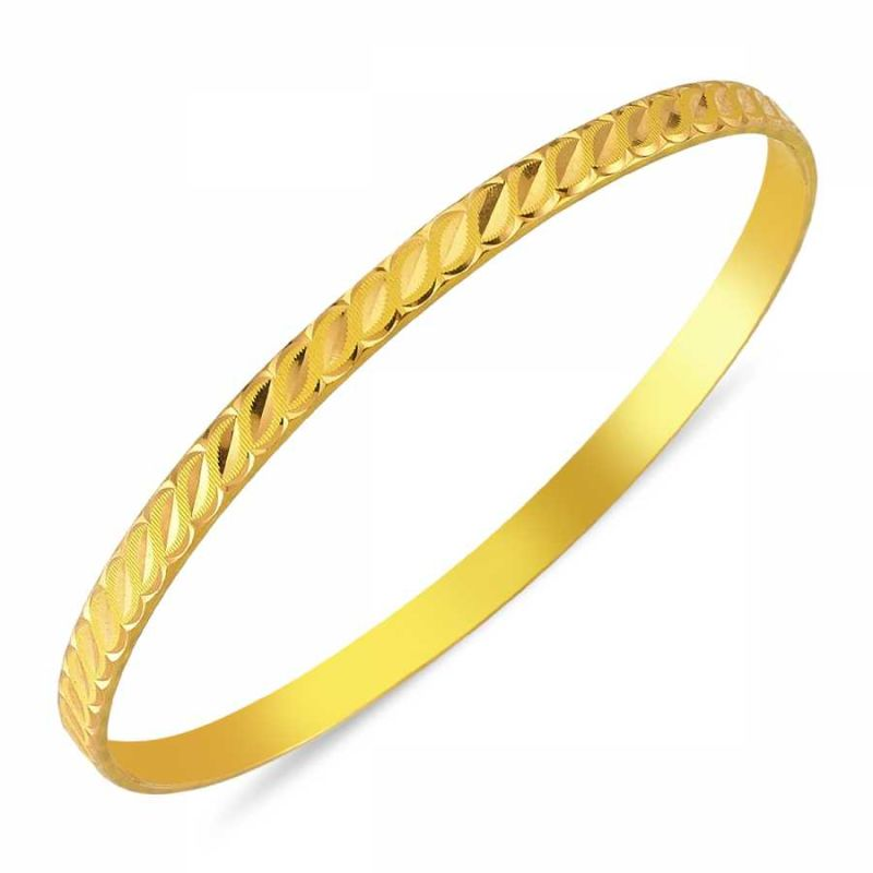14 Ayar Altın 4.25 Gr Hediyelik Bilezik