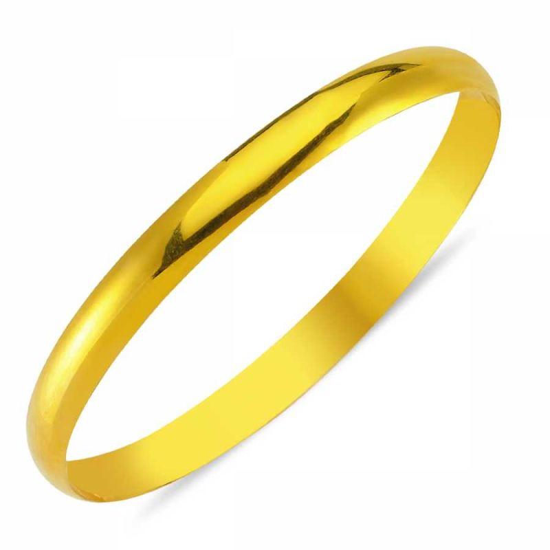 14 Ayar Altın 6.00 Gr Hediyelik Bilezik Klasik Model