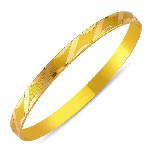 SembolGold - 14 Ayar Altın 6.00 Gr Hediyelik Bilezik