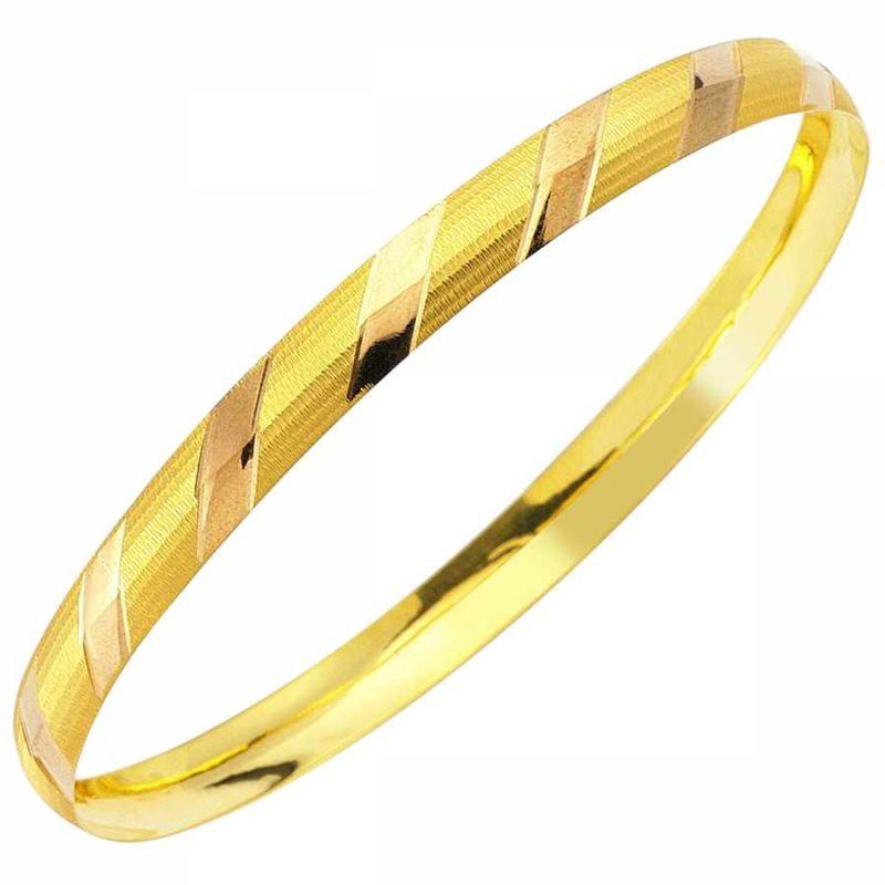 8 Ayar Altın Hediyelik Bilezik