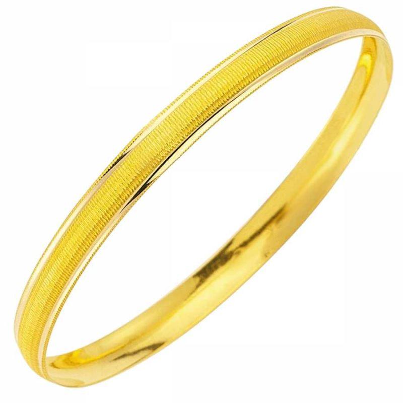 8 Ayar Altın Hediyelik Bilezik SGB42-67360