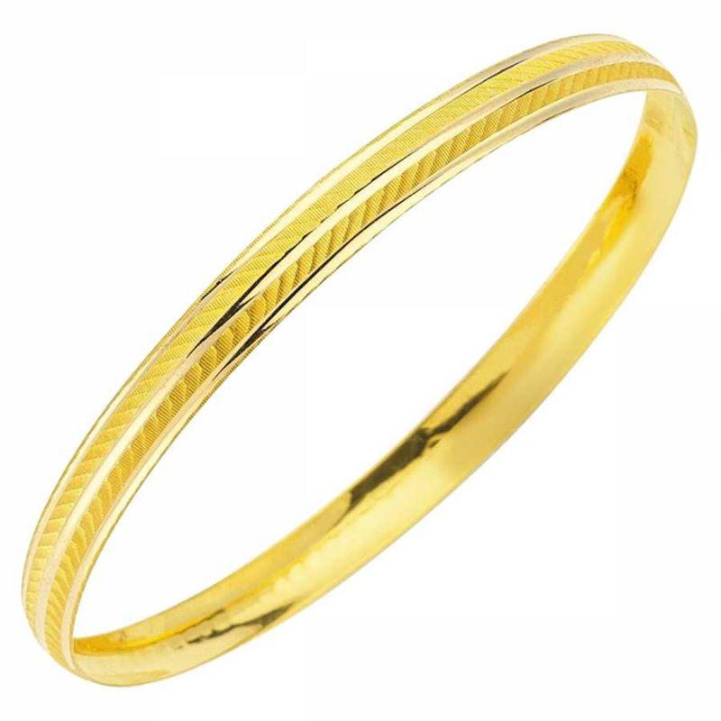 8 Ayar Altın Hediyelik Bilezik SGB42-67365