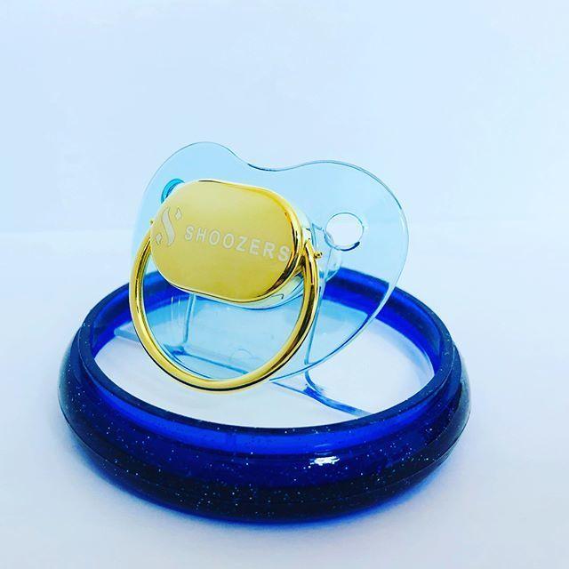 Altın Emzik Nazar Boncuklu Klasik Erkek Modeli EM-516