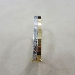 SembolGold - Altın Kelepçe 14K Versage Tasarım 5,5 mm (1)