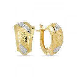 SembolGold - Altın Küpe Taşsız 1.85 Gr