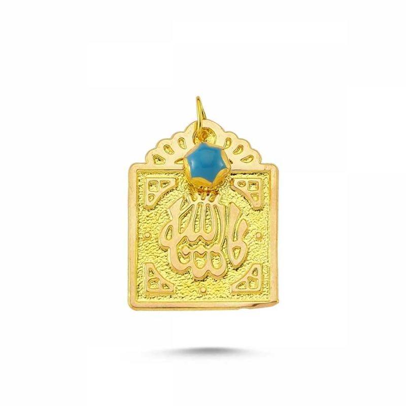 Altın MAŞALLAH Tefsiri Maşallah SK42-743709