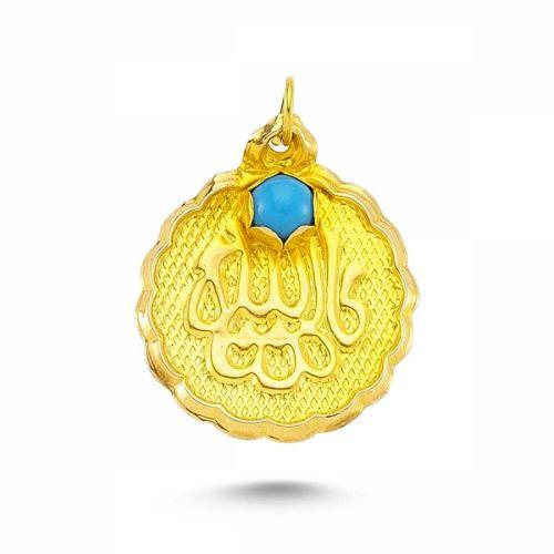 SembolGold - Altın MAŞALLAH Tefsiri Maşallah SK42-743701