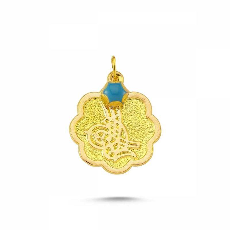 Altın MAŞALLAH Tefsiri Tuğra SK42-743710