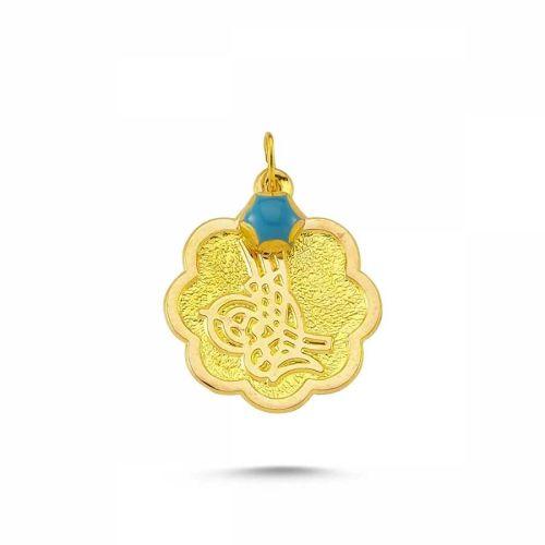 SembolGold - Altın MAŞALLAH Tefsiri Tuğra SK42-743710