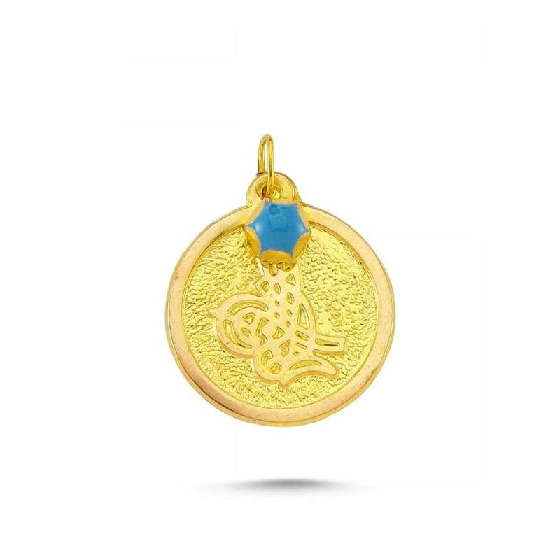 Altın MAŞALLAH Tefsiri Tuğra SK42-743707