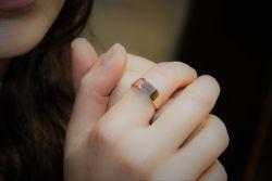 Altın Şovalye Yüzük Rose - Thumbnail