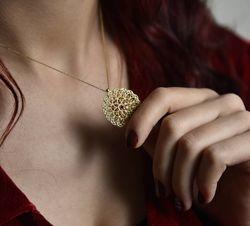 Altın Telkari Kolye - Thumbnail