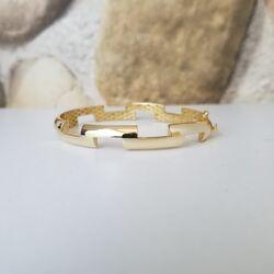 SembolGold - Grek Altın Kelepçe Özel Tasarım (1)
