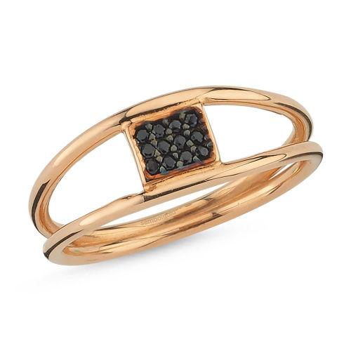 SembolGold - Rose Altın Yüzük Sefora Onix N115430539